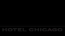HotelChicagoWestLoopLogo - BlackStacked