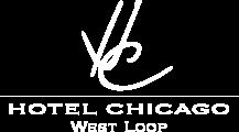 HotelChicagoWestLoopLogo - WhiteStacked